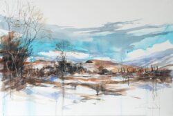 'Moorland: Approaching Rain', by Gerry Halpin