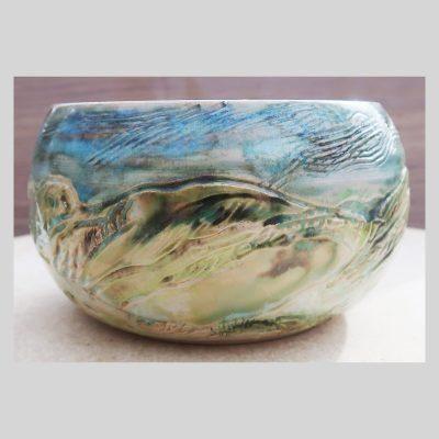 Ceramic 1 by Pam Matthews