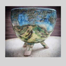 Ceramic 2 by Pam Matthews