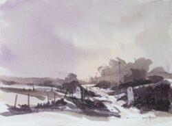 'Moorland: Gateway' by Gerry Halpin