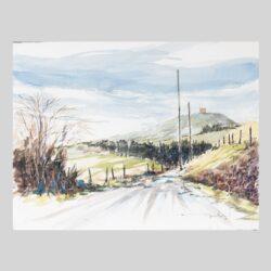 Moorland: Georges Lane