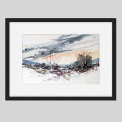 'Moorland: Morning Light' by Gerry Halpin