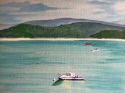 'Drift On Still Water', Lisa Joli Art