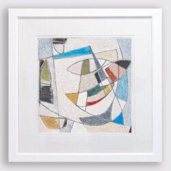 'Flotilla'. Limited edition print by Malcolm Taylor
