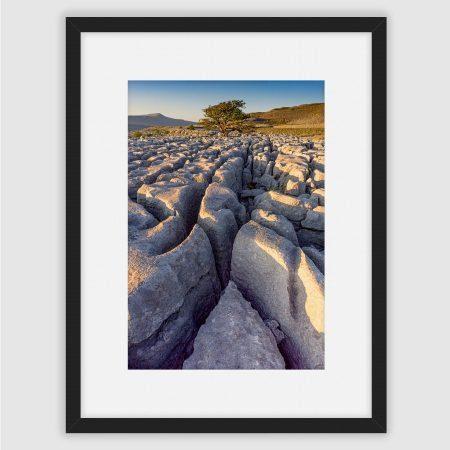 'Limestone Steps' by Stephen Knowles