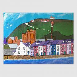Fine art print of Aberystwyth by Lynda Griffiths