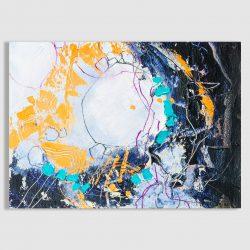 'Adrift ll' Gerry Halpin, an original painting